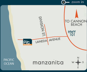 Fit Manzanita map